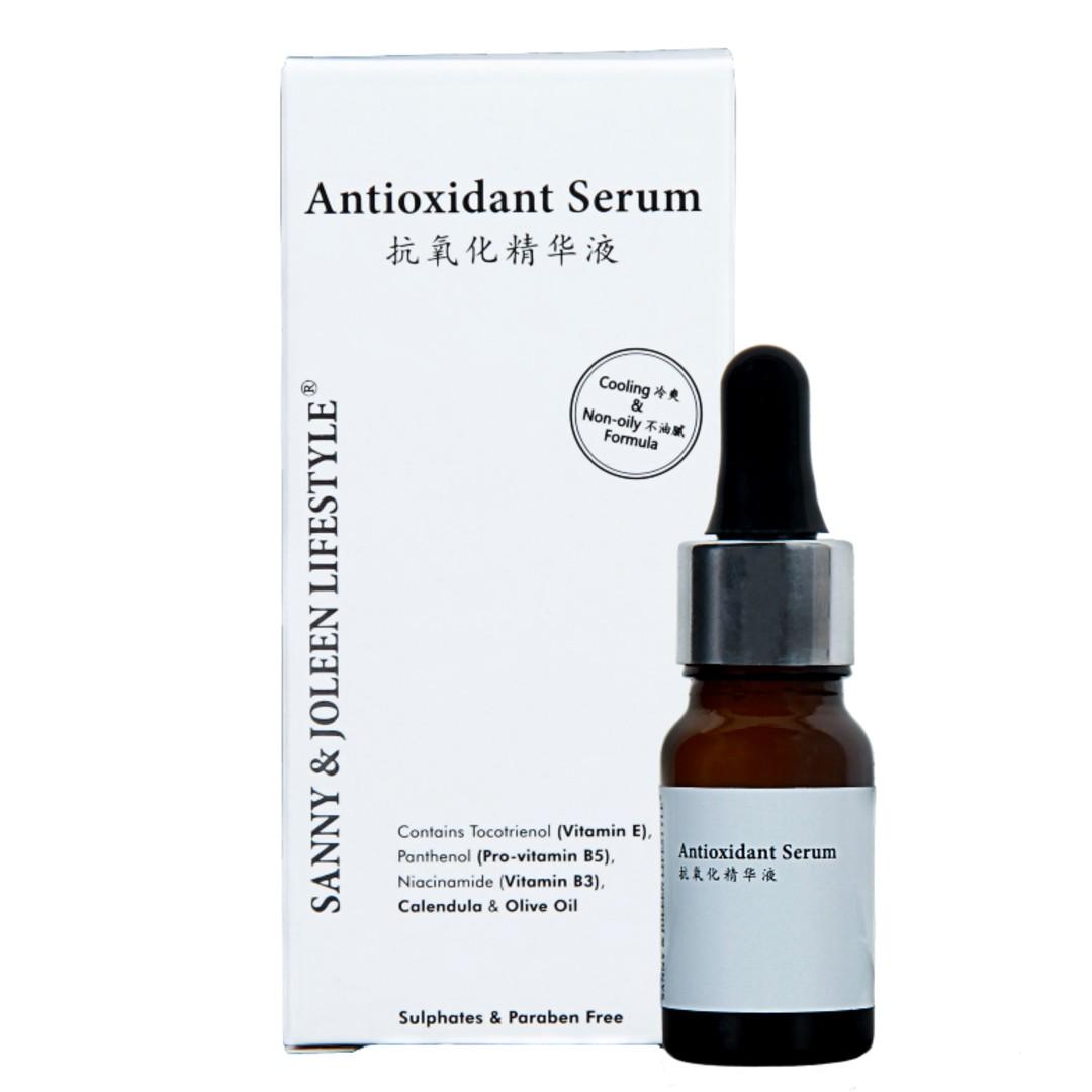 Antioxidant Serum by Sanny & Joleen Lifestyle
